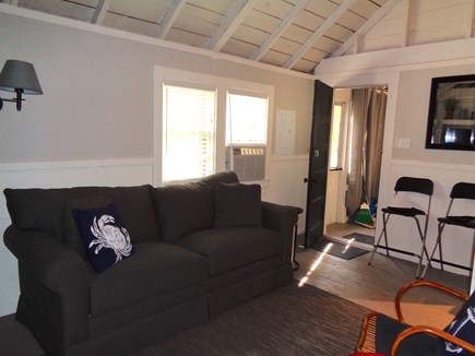 Truro Cape Cod vacation rental - Vaulted Ceilings Making all appear larger & Airier
