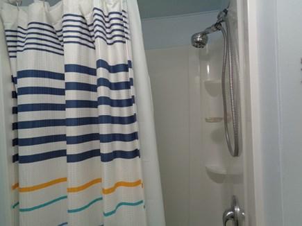 Truro Cape Cod vacation rental - Nice New Shower