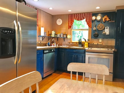 Centerville Centerville vacation rental - Easy to cook & eat breakfast in our colorful kitchen.