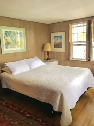 Centerville Centerville vacation rental - Downstairs Master bedroom has incredible lake views.