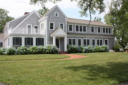 Dennis Cape Cod vacation rental - Front of Willows