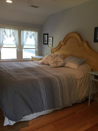 Dennis Cape Cod vacation rental - Master bedroom king bed
