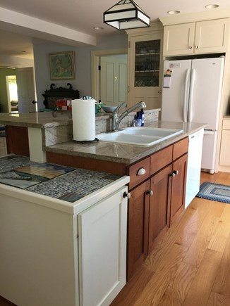Dennis Cape Cod vacation rental - Second kitchen