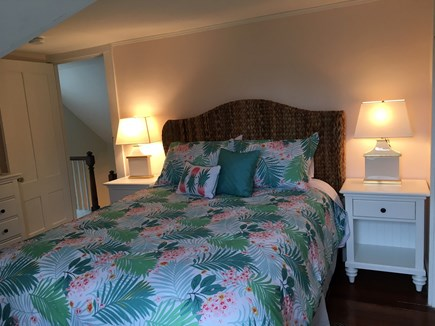 Harwichport Cape Cod vacation rental - Queen on second floor