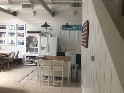 Harwichport Cape Cod vacation rental - Carriage house Kitchen