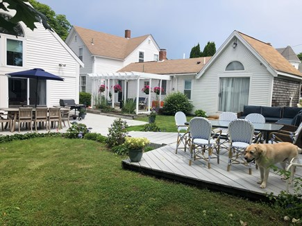 Harwichport Cape Cod vacation rental - Outdoor gathering spaces