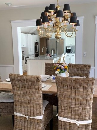 Harwichport Cape Cod vacation rental - Dinning Room