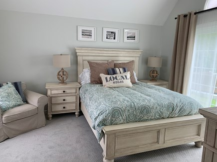 Harwichport Cape Cod vacation rental - Master Bed Room