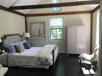 Dennis Cape Cod vacation rental - Master bedroom with en suite bathroom and private terrace