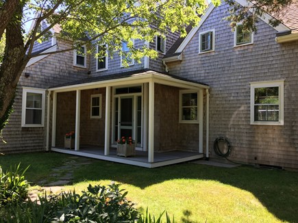 Dennis Cape Cod vacation rental - Front view of house