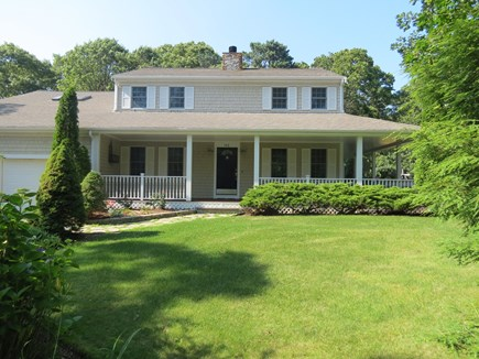 Harwich Cape Cod vacation rental - Curb view of this handsome East Harwich property.