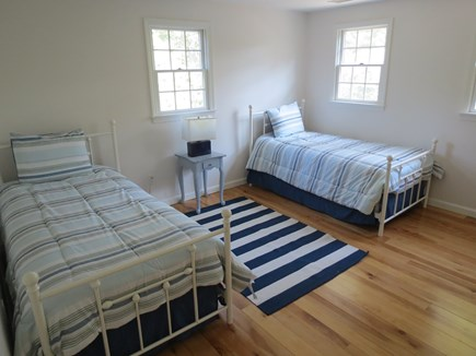 Harwich Cape Cod vacation rental - Twin bedroom, second level