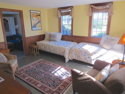 Chatham Cape Cod vacation rental - So many places to relax and enjoy your Cape Cod vacation.
