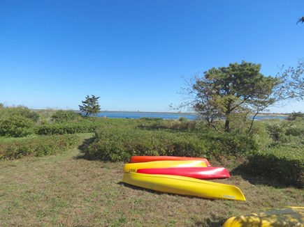 Chatham Cape Cod vacation rental - Kayaks are ready and waiting for you.