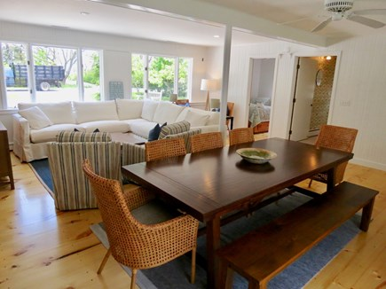 Chatham Cape Cod vacation rental - One of several indoor dining areas