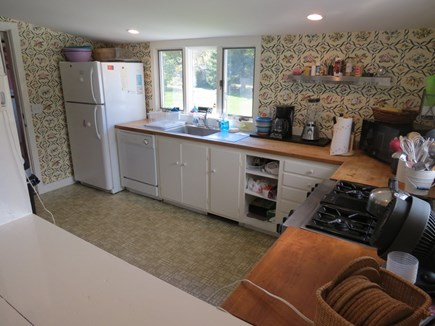 Chatham Cape Cod vacation rental - One of two completely equipped kitchens