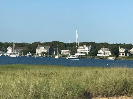 Falmouth Cape Cod vacation rental - Beach views of Great Pond Harbor