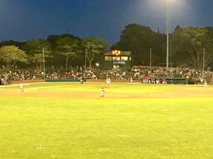 Chatham (in town) Cape Cod vacation rental - Chatham Anglers game, the field is just a 10 min walk