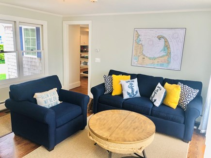 Chatham (in town) Cape Cod vacation rental - 1st Floor - sun room off kitchen