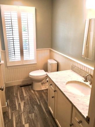 Chatham (in town) Cape Cod vacation rental - 1st Floor - Full bath w/shower - newly remodeled