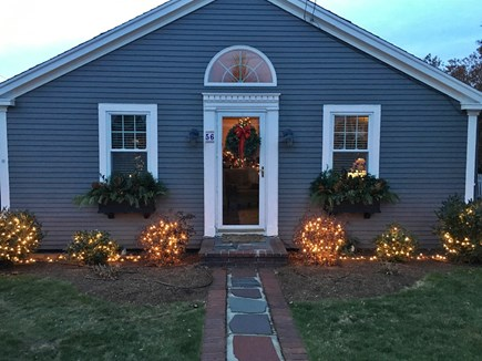 Provincetown Cape Cod vacation rental - Front of house..