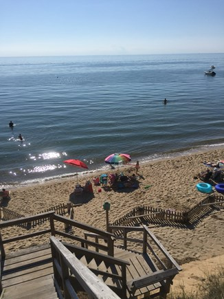 Eastham Cape Cod vacation rental - Our Association beach on Cape Cod Bay