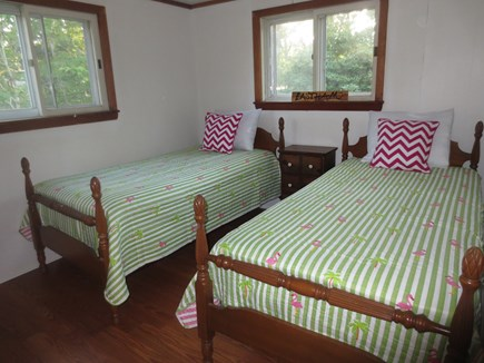 Eastham Cape Cod vacation rental - Twin bedroom #2