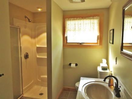 Eastham Cape Cod vacation rental - A fully renovated bathroom
