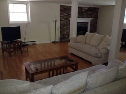 South Yarmouth  Cape Cod vacation rental - Spacious lower level