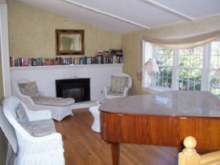 South Yarmouth  Cape Cod vacation rental - Living Room with Grand Piano