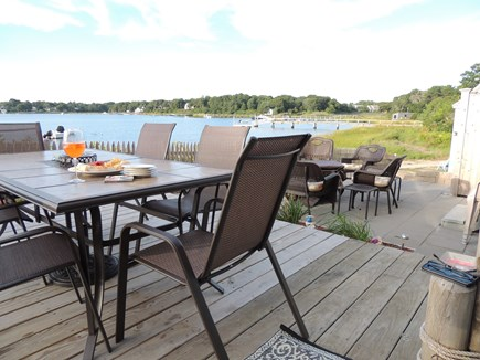 West Dennis - Bass River Cape Cod vacation rental - Views of the Cove