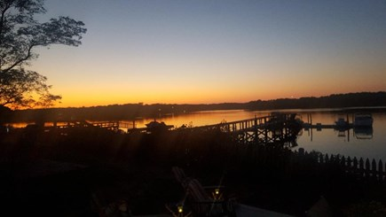 West Dennis - Bass River Cape Cod vacation rental - Gorgeous views
