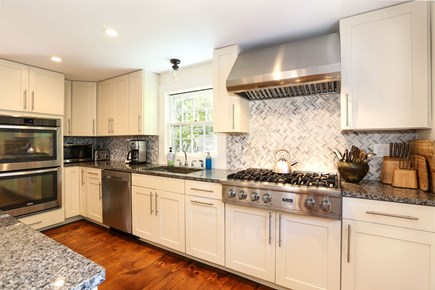 Harwich Center Cape Cod vacation rental - The fully equipped cook's kitchen