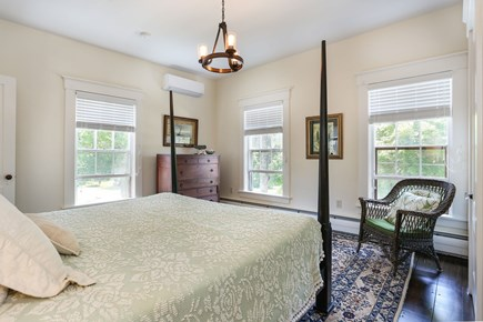 Harwich Center Cape Cod vacation rental - The front bedroom on the 2nd floor adjoins the full bathroom