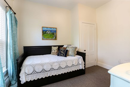Harwich Center Cape Cod vacation rental - The middle bedroom on the 2nd floor has a single bed with trundle