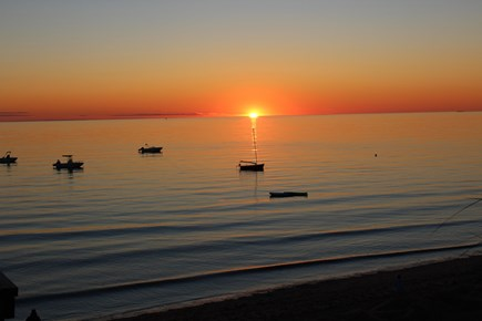 Eastham Cape Cod vacation rental - Be sure to catch the sunset at Thumpertown Beach!