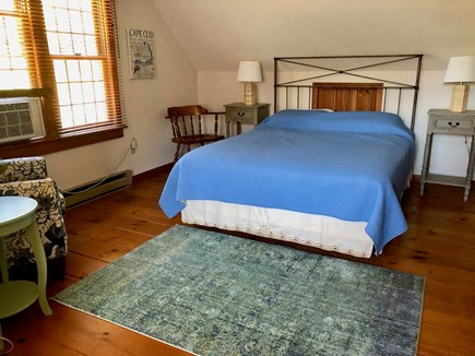 Eastham Cape Cod vacation rental - Bedroom #1 upstairs with queen bed.