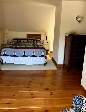 Eastham Cape Cod vacation rental - Bedroom #2 with queen bed.
