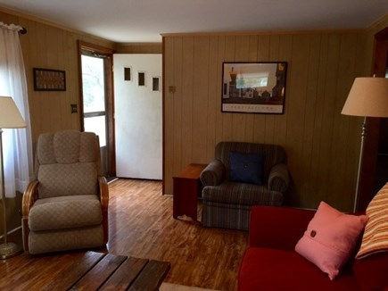 Eastham Cape Cod vacation rental - A/C, WiFi and Cable TV in the living room