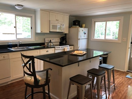 Eastham Cape Cod vacation rental - Newly updated fully equipped Kitchen with dishwasher.