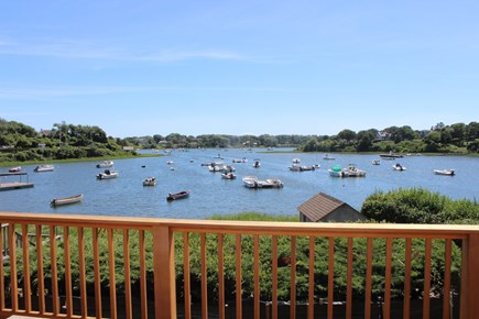 Chatham Cape Cod vacation rental - View of Mill Pond from the deck