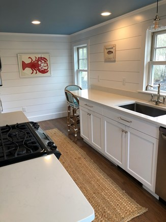 Chatham Cape Cod vacation rental - Kitchen with bar seating for 2