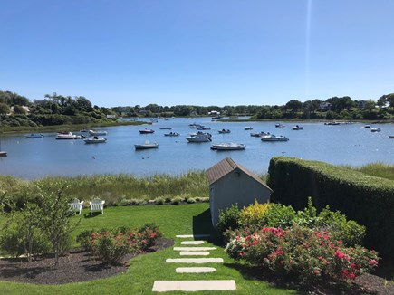 Chatham Cape Cod vacation rental - View from deck