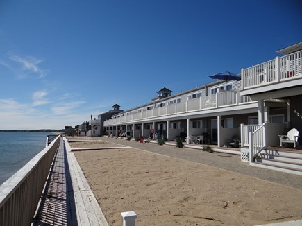 North Truro Cape Cod vacation rental - Small Association private beach