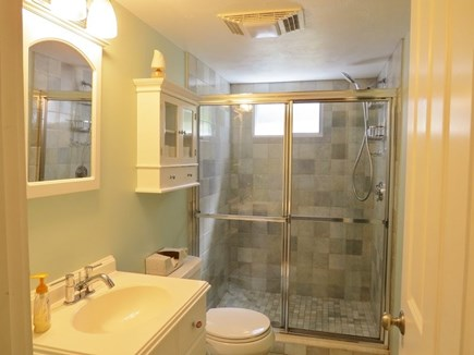 Chatham Cape Cod vacation rental - Bathroom on the first floor