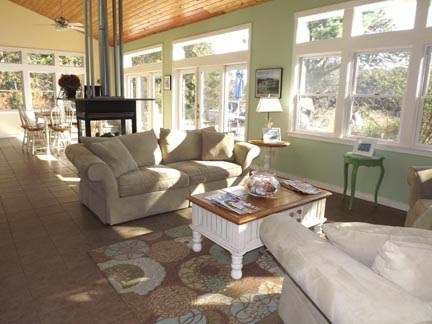 Chatham Cape Cod vacation rental - Other side of the Great Room
