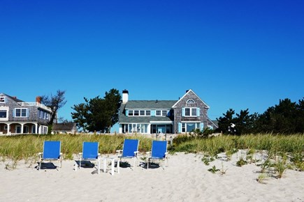 Centerville, Barnstable Centerville vacation rental - Back of home