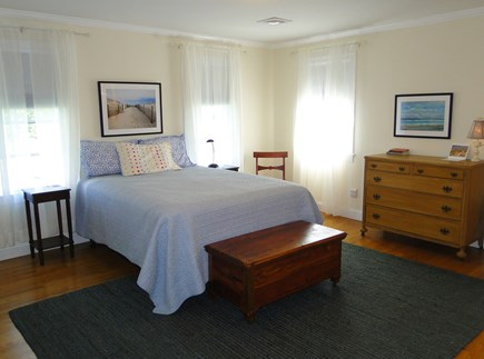 Yarmouth Cape Cod vacation rental - Large master suite with queen bed, full bath