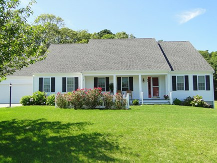 Yarmouth Cape Cod vacation rental - Welcome to our house, lovely front and back yard