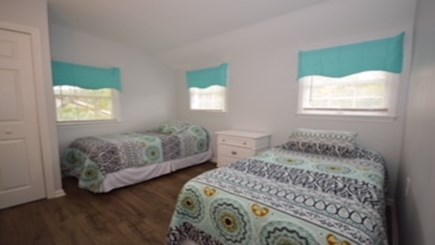 New Seabury, Popponesset, Mash New Seabury vacation rental - BR#5: 2 Twin Beds